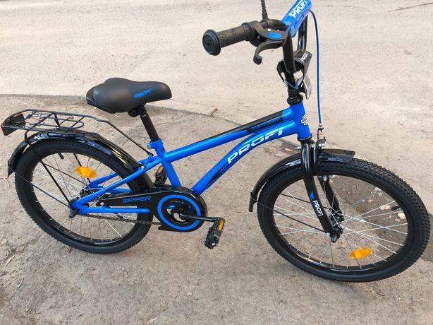 Велосипед 20д. Фирмы Profi от 6 лет и старше, люкс комплектация