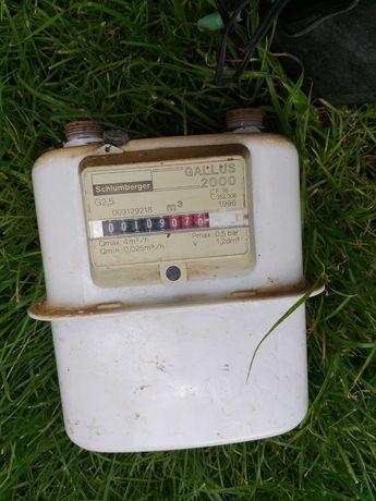 Измеритель потребления газа