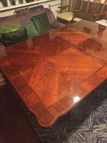 Stół + 6 kszeseł