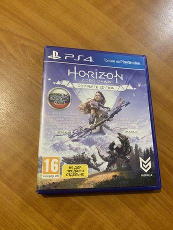 PlayStation Horizon Zero Dawn Complete Edition PS4(Игра на Русском)