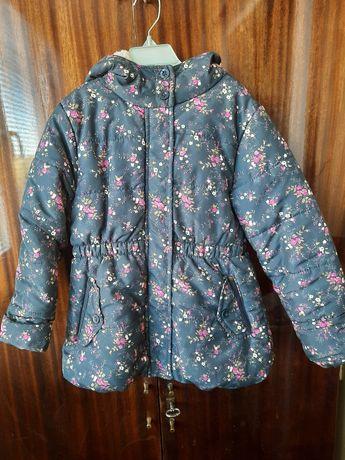 Демисезонная курточка р.122