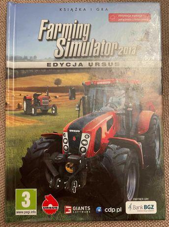 Symulator Farmy 2013 edycja Ursus - Nowa w folii