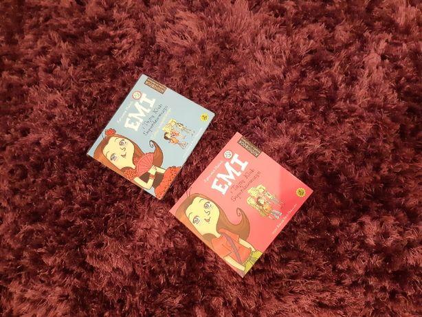Emi - tajny club super dziewczyn - audiobook