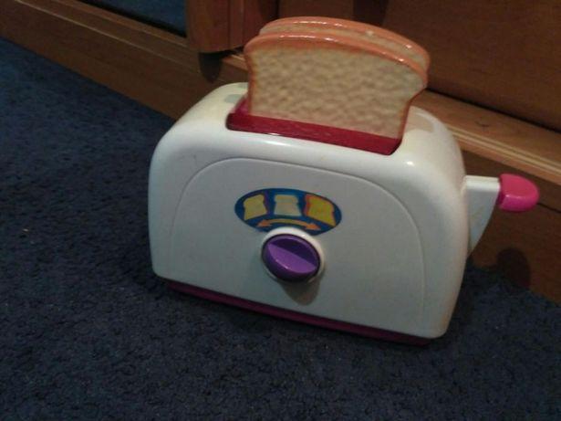 Тостер + 2 кусочка хлеба