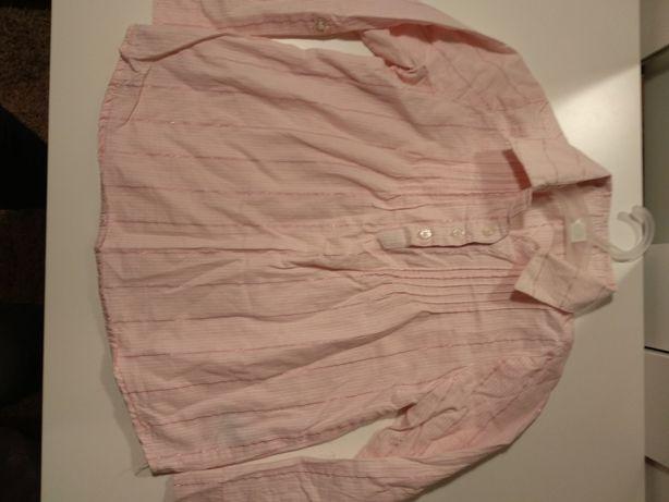 Koszula z długim rękawem dla dziewczynki