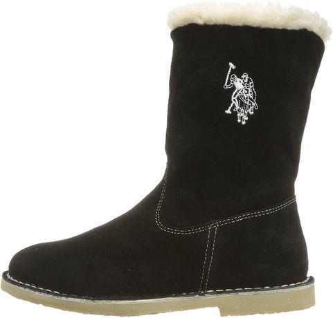 Чоботи дівчачі демісезонні, єврозима Us Polo Assn Girls Boots