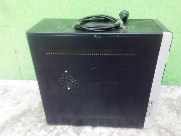 компьютер в сборе, системный блок Pentium + монитор