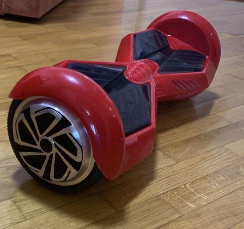 """Гироборд 6,5 б/у в отличном состоянии  Гироборд WheelE W3 6,5"""" красный"""