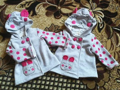 Bluzy dla bliźniaczek 80 (bliźniaczki)