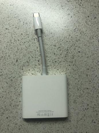 Адаптер Apple USB-C Digital AV Multiport Adapter (MJ1K2M/A)