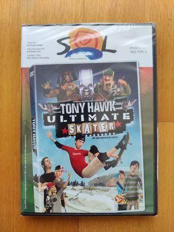 DVD Tony Hawk Ultimate Skater (NOVO)