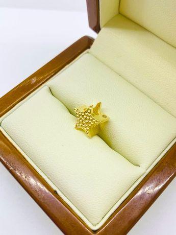CHARMS / KORALIK złoto próby 585 14k - PLUS Lombard
