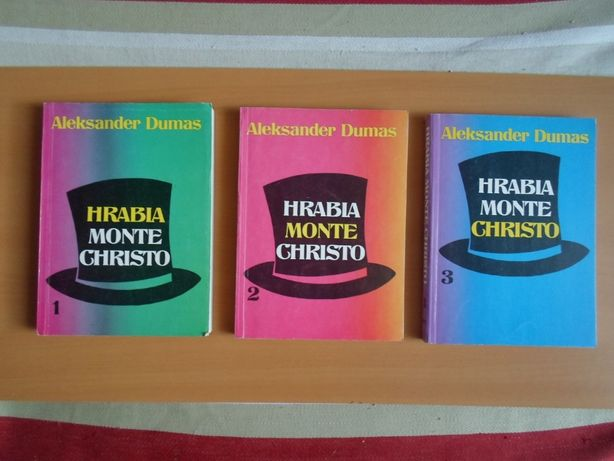 Hrabia Monte Christo tom 1-3 Aleksander Dumas