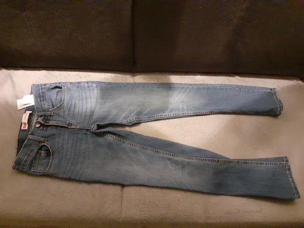 Spodnie jansowe Levis 140/146