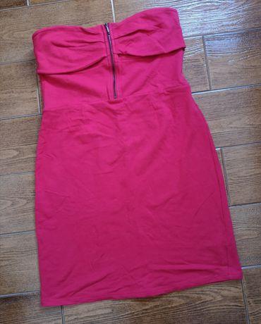 Vestido vermelho 38/40