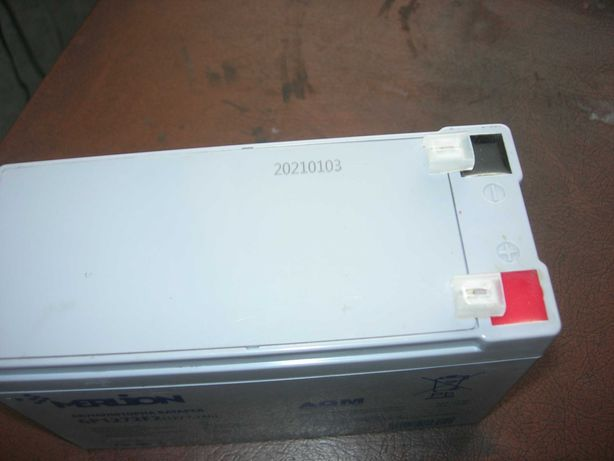 Аккумулятор для ИБП 7,2Ah 12V