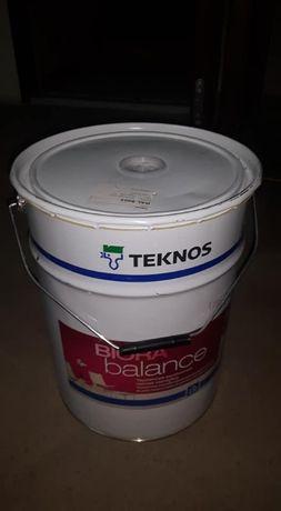 Farba biała Teknos Biora Balance
