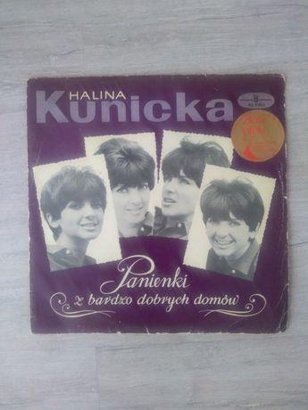 Halina Kunicka. Panienki z bardzo dobrych. Winyl