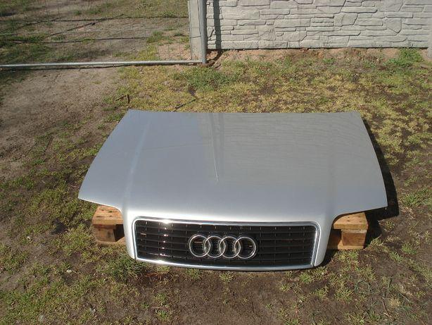 Maska przód LY7W Audi A6 C5 Lift 01-04