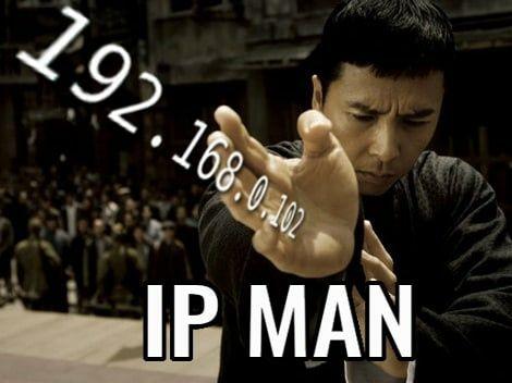 Скажу IP адрес , любого сайта / хоста