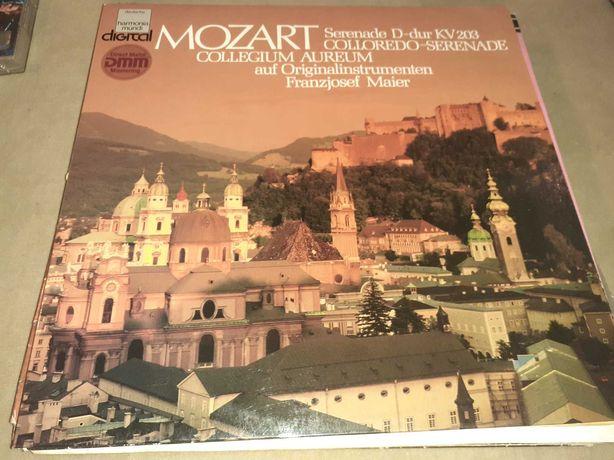 Mozart Serenade D-dur KV 203 - Maier - MINT -