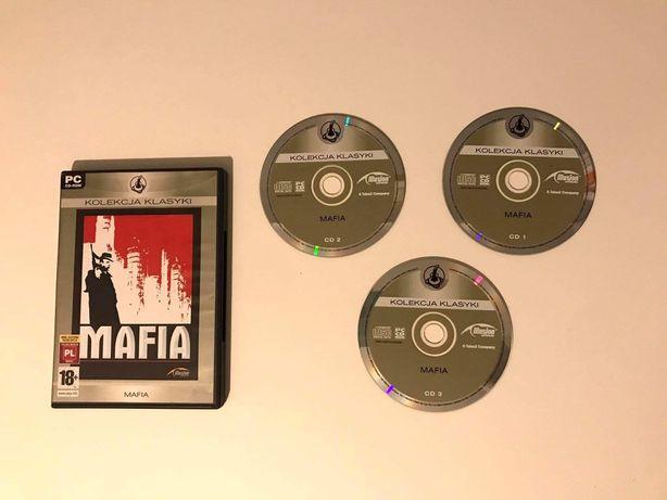 Mafia 1 kolekcja klasyki Wersja Pl pc