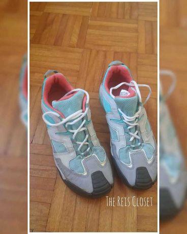 Sapatilhas de caminhada Tamanho 38