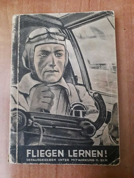 Fliegen lernen! 1943