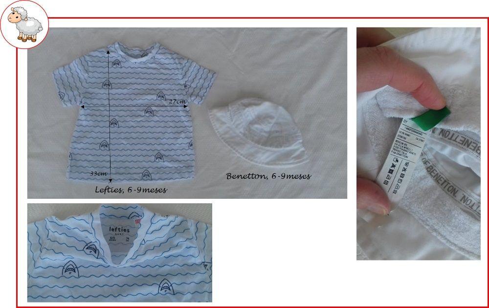 0-12Meses Menino Primavera/Verão - blusas e casacos Sé - imagem 1