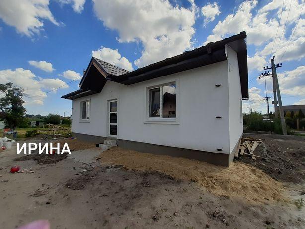 Компактный новый дом 80м в Борисполе