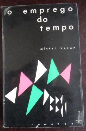 Michel Butor- O Emprego do Tempo [Presença] 1963