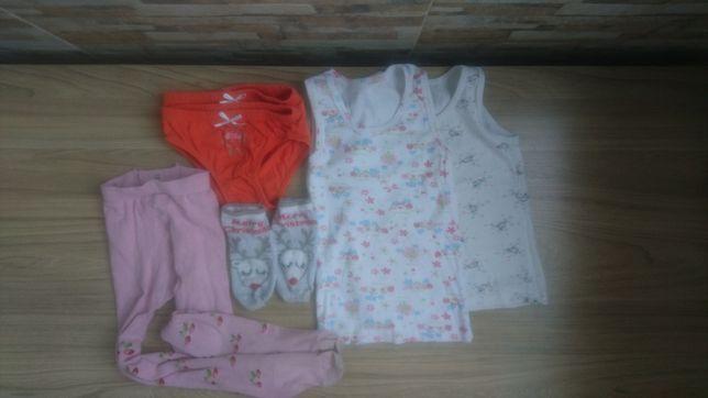 ДАРую одяг(сарафан,піжама,панамки) для дівчинки, розмір 104