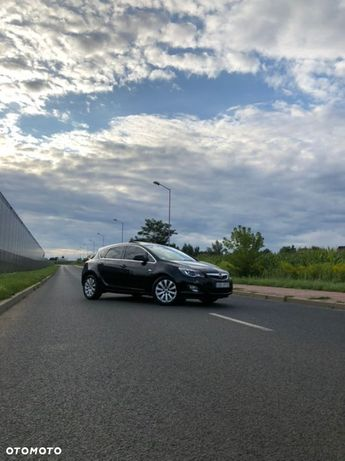 Opel Astra Opel Astra J, 1.6 Turbo automat, Cosmo