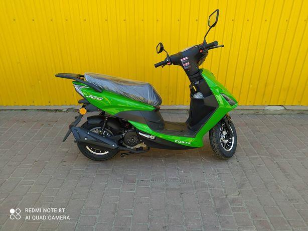 Скутер FORTE JOG 80CC мотоцикл мопед електровелосипед