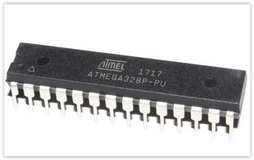 Mikrokontroler Atmega 328P-PU