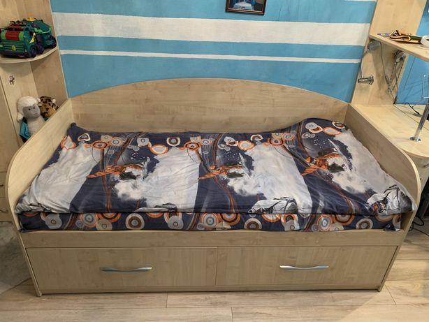 Кровать детская, подростковая 90*190