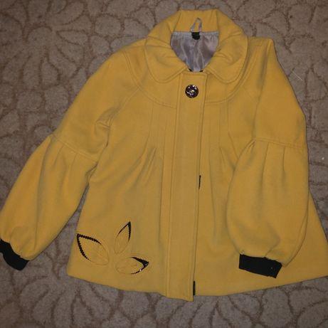 Пальто Suzie демисезонное для девочки, рост 134