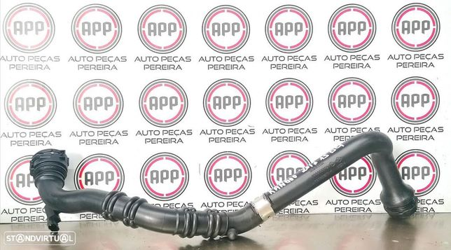 Tubo de intercooler Renault Kangoo 2012 1.5 DCI referência 8200688708