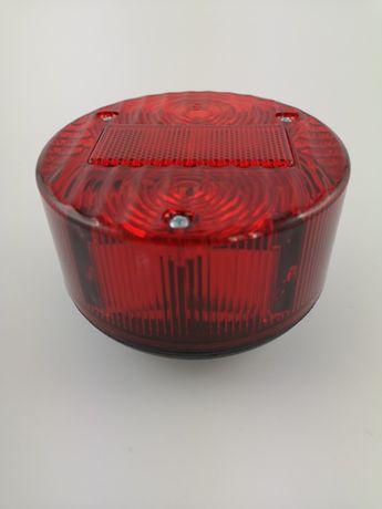 Lampa tył SIMSON, ETZ 120mm okrągła czerwona