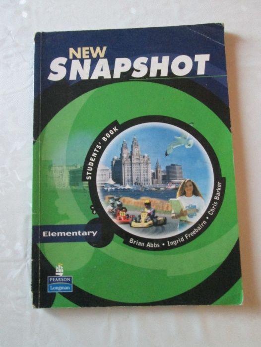New Snapshot, podręcznik j. angielski, Pearson Longman Jelcz-Laskowice - image 1