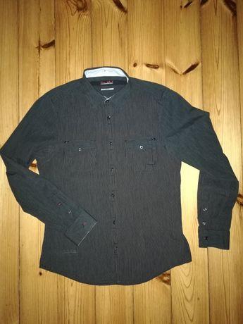 Koszula męska slim 170-176 cm
