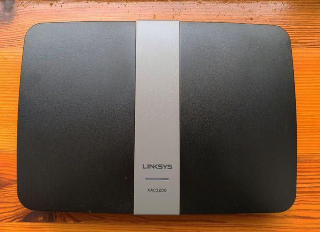 Linksys XAC1200 AC1200 Dwuzakresowy router z modemem Wi-F