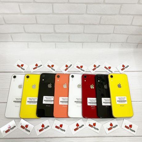 Apple iPhone XR 64GB White / Black / RED / Coral / Yellow ГАРАНТІЯ
