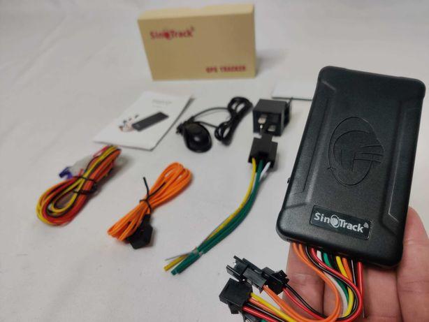 [NOVO] Localizador GPS Tracker c/ Corte de Corrente, Botão SOS e Áudio