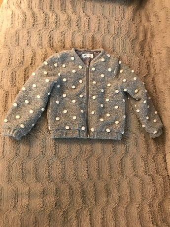 Bluza na podszewce dziecięca