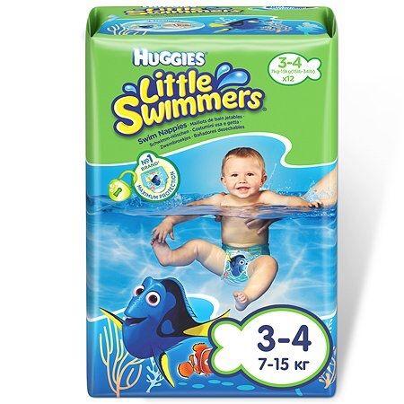Подгузники для купания Huggies