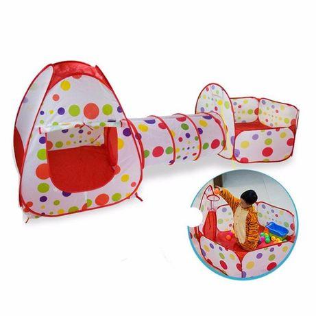 Детская палатка, игровой комплекс 3в1. В Наличии!