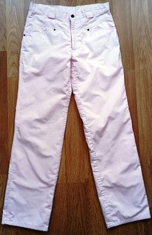 Брюки, штаны демисезонные/зимние, унисекс, размер 52