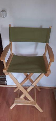 Krzesło do makijażu - mobilne