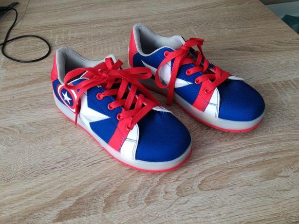 Świecące buty rozm. 36 NOWE
